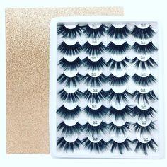Longer Eyelashes, Mink Eyelashes, Long Lashes, Eyelash Case, Eyelash Sets, Applying False Lashes, Applying Eye Makeup, Craft Eyes, Makeup Mistakes