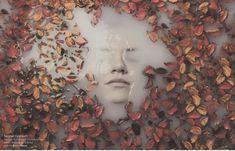 Juxtapoz Magazine - Milky Dreamlike Portraits