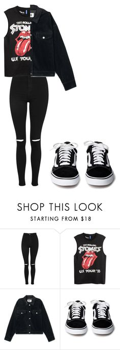"""outfit for school"" by elzikaa on Polyvore featuring Topshop"
