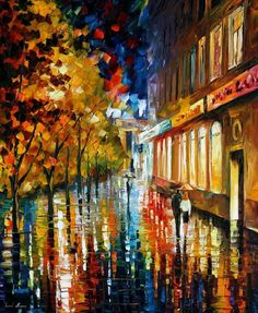 AFTER THE HOLIDAYS - PALETTE KNIFE Oil Painting On Canvas By Leonid Afremov http://afremov.com/AFTER-THE-HOLIDAYS-PALETTE-KNIFE-Oil-Painting-On-Canvas-By-Leonid-Afremov-Size-36-x30.html?utm_source=s-pinterest&utm_medium=/afremov_usa&utm_campaign=ADD-YOUR