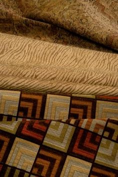 Color Studio Chenilles in Canyon available at State Street Interiors Bettendorf IA