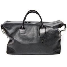 John Varvatos Large Stretch Duffle: For the man who intends to travel in style