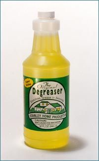 Stanley Degreaser-100 Ways to use Stanley Degreaser. This is wonderful stuff. Didn't know they still made it.