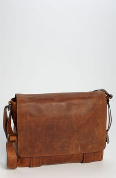 Frye 'Logan' Messenger Bag available at #Nordstrom
