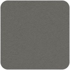 Grey Coloured Felt Square