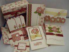 Wild Rose Stationary box 2