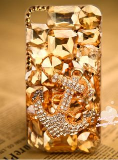 Glitter rhinestone bling bling case keeps your phone blinged out in an array of…