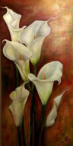 Paintings, Drawings, Flowers, Plants, Art, Art Background, Paint, Painting Art, Kunst