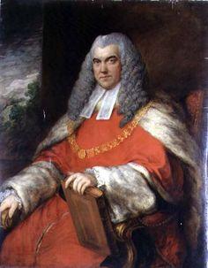 Sir John Skynner by Thomas Gainsborough