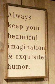 always keep you
