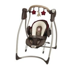 Graco 2-in-1 Swing and Bouncer, $109.00 #baby