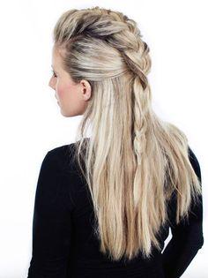 5 coiffures à faire quand on a les cheveux sales !