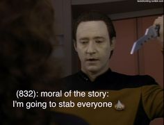 Texts from Star Trek: The Next Generation