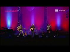 David Gray performing Flame Turns Blue live at the Blue Balls Festival in Luzern Singing In The Car, David Gray, Turn Blue, No One Loves Me, This Man, Music Videos, The Incredibles, Live, Concert