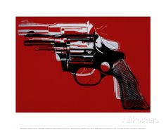 Guns, c.1981-82 Prints by Andy Warhol at AllPosters.com