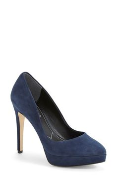 Charles by Charles David 'Flip' Platform Pump (Women) (Online Only) available at #Nordstrom