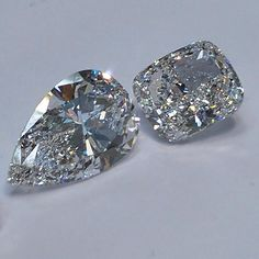 Cushion and Pear are today's favourite shapes, we can't settle for one favourite shape from #MandBDiamonds large inventory of loose diamonds! Contact us for pricing and availability . . . #diamonds #loosediamonds #diamond #bigrocks #whitediamond #cushioncut #pearshaped #engagementring #roughdiamond #loosediamond #polisheddiamond #wholesaler #diamonddealer #diamondmanufacturing #shanghai #taiwan #thailand #singapore #dubai #losangeles #manila #antwerp #newyork #doha