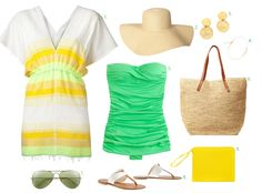 What to Wear to the Beach, Lake and Pool