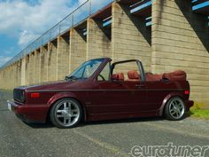 Epcp 1209 09+1991 vw cabriolet etienne aigner edition+full left view