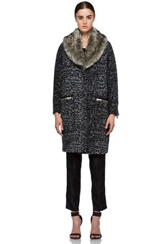 my must-have coat for fall-winter: Girl by Band of Outsiders