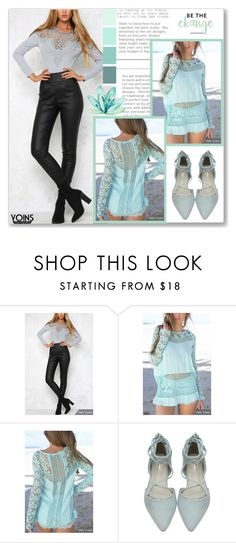 """""""Yoins 29/30"""" by mery66 ❤ liked on Polyvore featuring yoins, yoinscollection and loveyoins"""