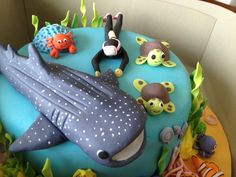 scuba diving cakes - Google Search