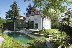 Umbau Haus L in München-Pasing - Moderne Architektur und Architekten in München