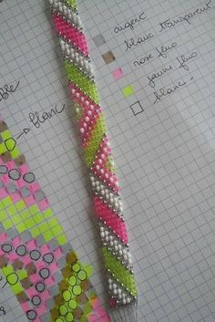 Best Seed Bead Jewelry 2017 Step by step tutorial on weaving with a loom. Bead Loom Bracelets, Beaded Bracelet Patterns, Bead Loom Patterns, Jewelry Patterns, Beading Patterns, Silver Bracelets, Jewelry Bracelets, Embroidery Bracelets, Seed Bead Jewelry
