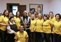 Pacientes de Preasis en el Día Mundial de la salud Mental