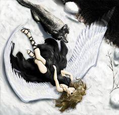 Anime Fallen Angel Wallpaper Hd 1080P 12 HD Wallpapers