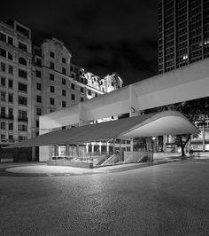 Mendes Da Rocha, Paulo: Praça de Patriarca, São Paulo, Brazil