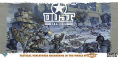 Dust Tactics    http://www.boardgamegeek.com/boardgame/36367/dust-tactics