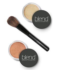 Light Mineral Makeup Starter Kit
