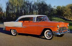 2dr sort coupe. I love the color but want a 57