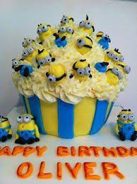 minions cake - Google Search