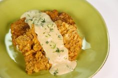 the chew | Recipe  | Michael Symon's Chicken Fried Steak
