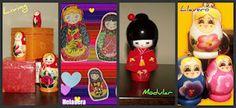Muñecas!!! en el blog de mi hermana:D