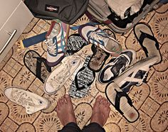 Shoes invasion 3. | Flickr - Photo Sharing!