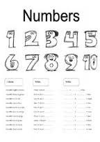 Imagini pentru preschool english worksheets
