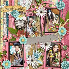 Created using LDrag Designs Stacked and Blocked Templates V9 http://www.thedigichick.com/shop/Stacked-and-Blocked-Templates-Vol.-9-by-LDrag-Designs.html  and  LDrag Designs Hippity Hoppity Collection http://www.thedigichick.com/shop/Hippity-Hoppity-The-Collection-by-LDrag-Designs.html #LDragDesigns #DigitalScrapbooking