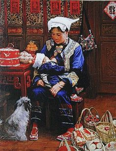 Zhou Shuqiao (b1938, Kaiping, Guangdong Province, China)