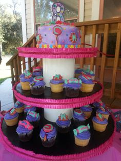 Candy Themed Birthday Party.