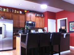 Bring it on darkness! You don't have to have any dark rooms in your home when you install Solatubes to bring in the sunlight. http://www.solatube.com/ #brightrooms #kitchendesign