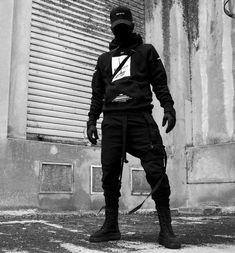 Moda Cyberpunk, Cyberpunk Clothes, Cyberpunk Fashion, Urban Style Outfits, Edgy Outfits, Cool Outfits, Moda Streetwear, Streetwear Fashion, Style Japonais