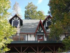 Himmel Haus= Summer Fun!Vacation Rental in Lake Arrowhead from @homeaway! #vacation #rental #travel #homeaway