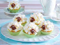 Lustige Muffins - kleine Kuchen mit Spaßfaktor - suesse-schaefchen-muffins Rezept