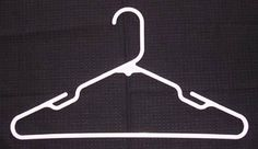 Notched Hangers Set of 36 $12.99