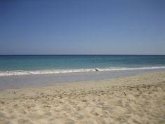 Our beach at Esquinzo, Fuerteventura.