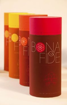 Bonafide packaging concept by Amy Nortman. Concept was to package a modern take on Southern hospitality and traditional Southern food. I think the design fails at communicating that, but is still quite nice.