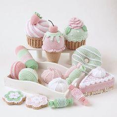 yummy #crochet #amigurumi